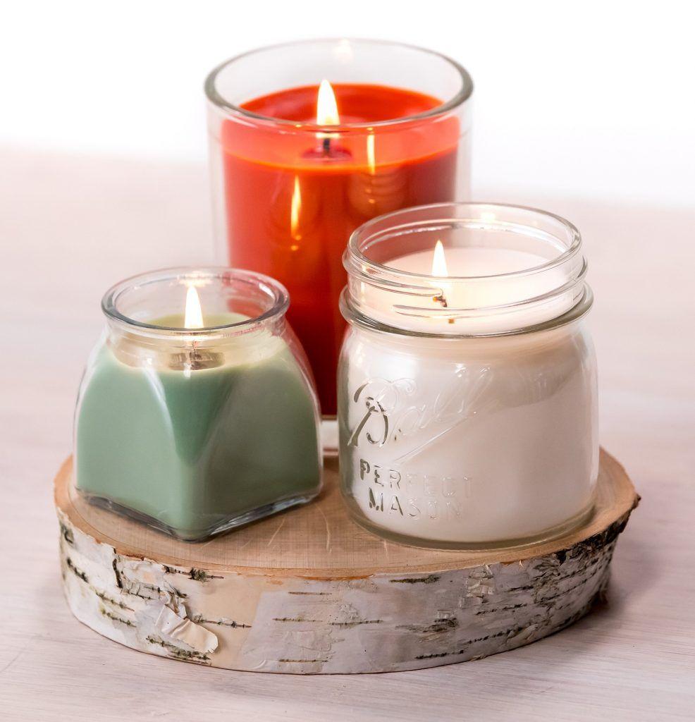 velas infusionadas