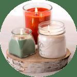 velas infusionadas icono